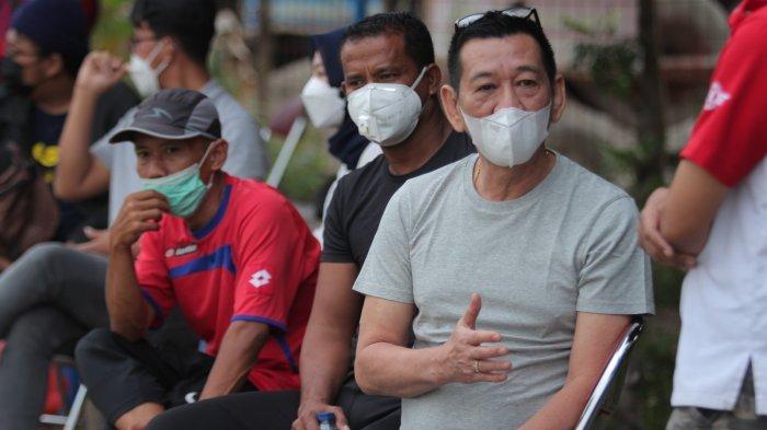 Pengamat sepak bola sekaligus pelatih Persedikab Kediri, Tony Ho.