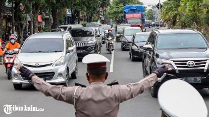 Harap 'Covid-19 Segera Berlalu', Warga Kota Kediri Apresiasi Positif Gelaran Operasi Yustisi Rutin