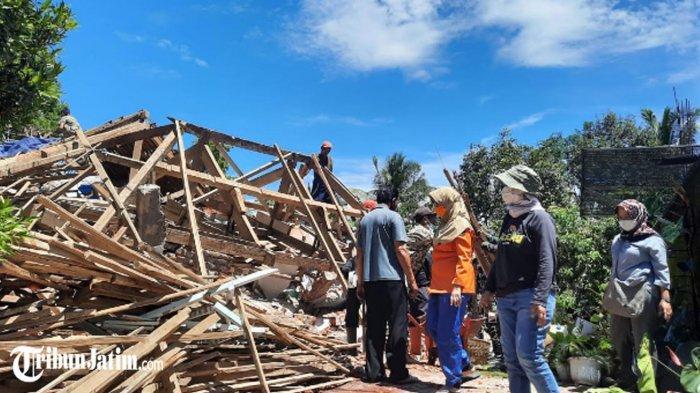 Ada Bantuan hingga Rp 50 Juta untuk Warga Lumajang yang Rumahnya Rusak Kena Gempa, 6 Bulan Lagi Cair