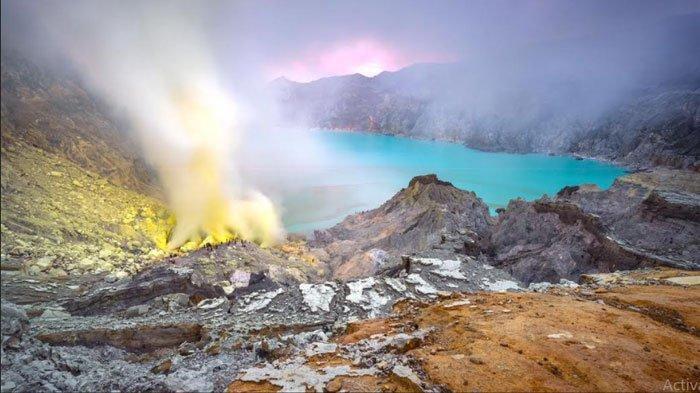 Bertemu Bupati Banyuwangi, BBWS Brantas Dukung Penyediaan Air Bersih di Kaki Gunung Ijen