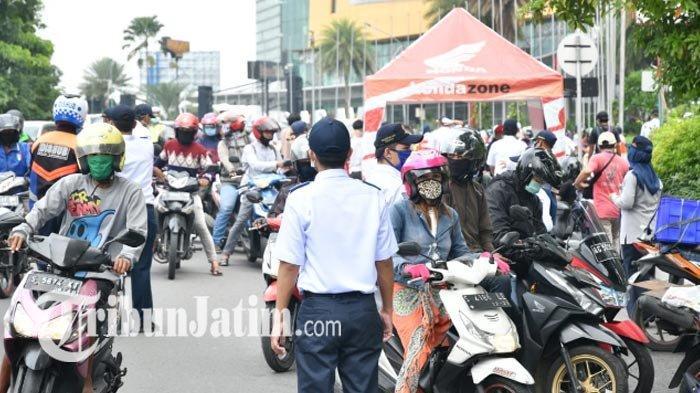 Seminggu PSBB Surabaya Raya, 12 Pekerja Kena PHK dan 59 Karyawan Dirumahkan, Terbanyak Hotel-Retail