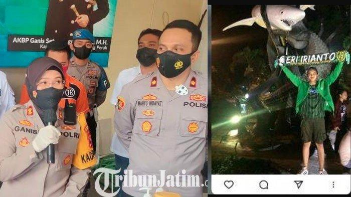 TERKUAK Senjata Mematikan Gangster yang Bikin Mahasiswa di Surabaya Tewas: Dua Pelaku Ditangkap