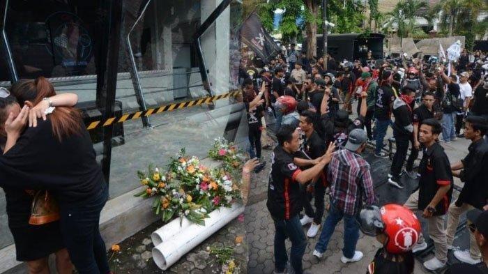 Polisi Periksa 16 Saksi Terkait Kasus Pengeroyokan Pemuda Maluku di Pentagon Surabaya