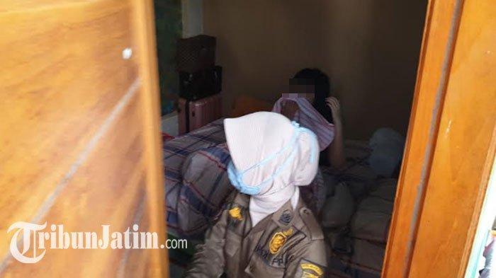 Perempuan Asal Sidoarjo Kegerebek Razia Kamar Kos di Mojokerto, Dites Urine: Positif Narkoba