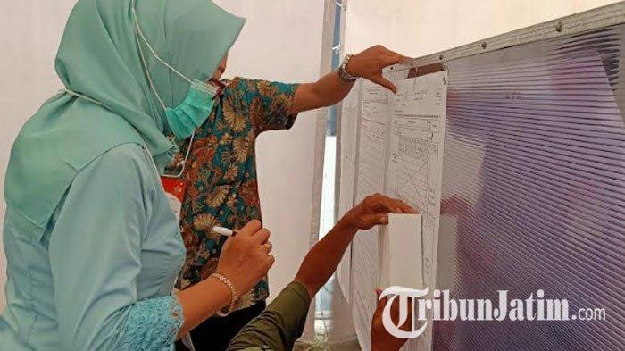 Hasil Pilkada Kediri: Cabup Mas Dhito Unggul di TPS Kecamatan Ngasem Dekat Rumahnya: Raih 184 Suara