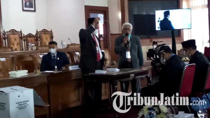 Partai NasDem Mengantarkan Keberatan Panhis Soal Hasil Pemilihan Wakil Bupati Tulungagung