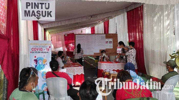 Hasil Pilkada Kota Blitar 2020, Calon Wali Kota Santoso Menang di Kandang Sendiri