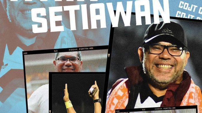 Jalankan Program Tim, Didik Ludianto Siap Bersinergi dengan Pelatih Baru Persela, Iwan Setiawan