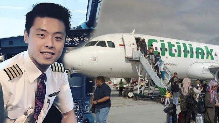 Pengumuman Penerbangan Citilink Pakai Pantun, Celotehan Sang Pilot Bikin Penumpang Tertawa