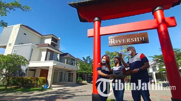 Lingkungan Sudah Asri dan Hijau, Peminat Tipe Niigata di CitraHarmoni Sidoarjo Membeludak