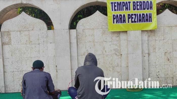 Pedagang Buat Tempat Berdoa di City Walk, Dinas Pariwisata Kota Blitar Minta Tetap Terapkan Prokes