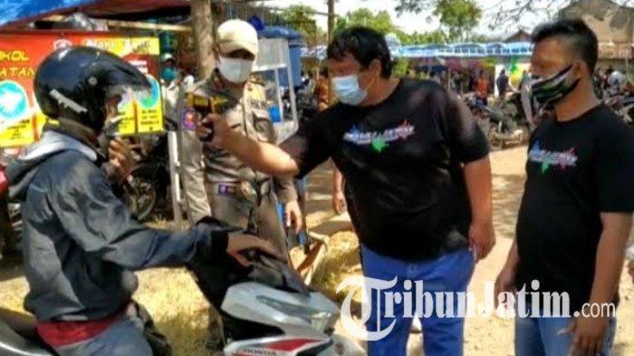 Jelang New Normal, Lomba Gantangan Burung Berkicau Kembali Digelar di Kota Kediri