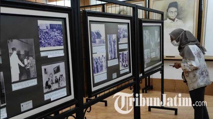 Perpustakaan Bung Karno Kota Blitar Dibuka Kembali, Setelah Tutup Selama Dua Bulan Lebih