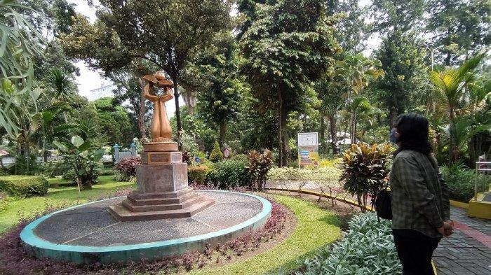 Persiapan Buka 7 Taman di Surabaya, Pemkot Wajibkan Pengunjung Divaksin dan Gunakanb PeduliLindungi