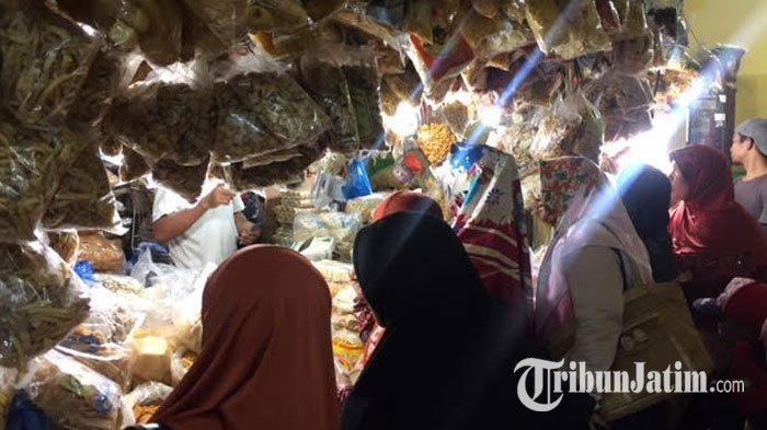 Harga Bahan Pokok di Pasar Wonokromo Surabaya Cenderung Normal hingga Turun Jelang Idulfitri