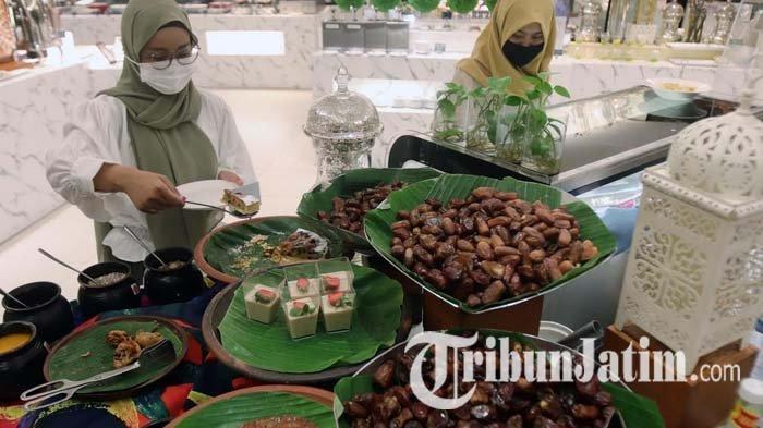 Mulai Milkshake, Cake Sampai Ice Cream, Nikmati Aneka Olahan Kurma di Shangri-La Hotel Surabaya