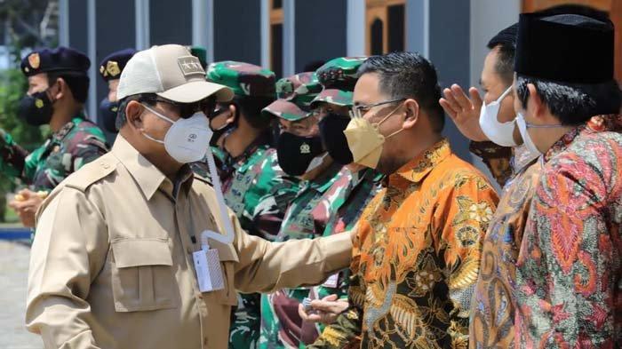 Masa Pandemi Covid-19, Prabowo Subianto Minta Kader Gerindra Jatim Makin Rajin Temui Masyarakat