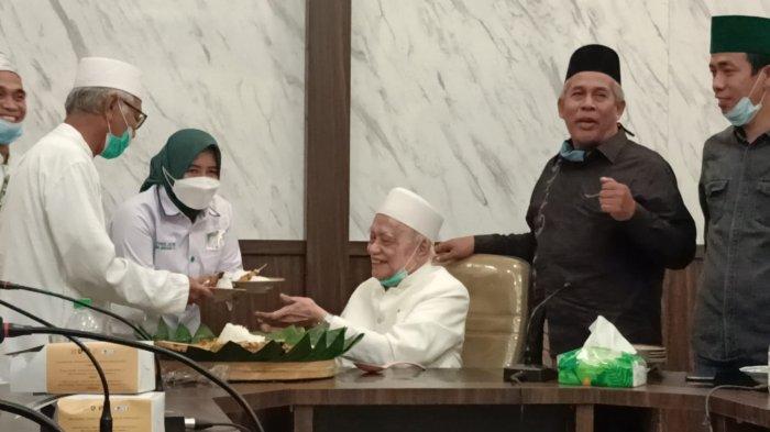 Bersyukur Perpres 82/2021 Diteken Presiden Jokowi, DPW PKB Sowan PWNU Jatim