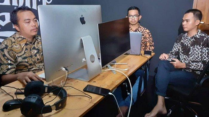 HIPMI Kota Madiun Gelar Muscab Online, Tetap Eksis di Tengah Pandemi Covid-19