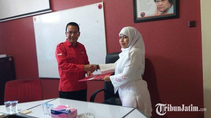 Orang Dekat Khofifah Daftar Bacawawali Surabaya ke PDIP Jatim, 'Sudah Dapat Rekomendasi PKB'?