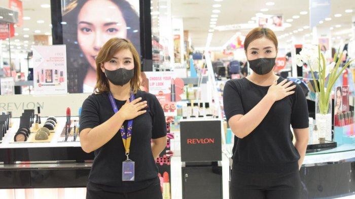 Penjaga Mall dan Pengendara Motor di Kediri Sikap Sempurna Saat Lagu Garuda Pancasila Dikumandangkan
