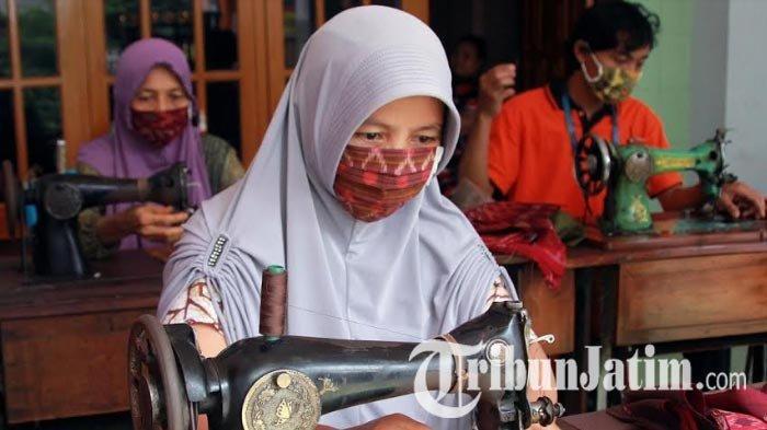 Proyek Pengadaan 2,5 Juta Masker di Kabuopaten Pasuruan Diduga Tidak Tepat Sasaran