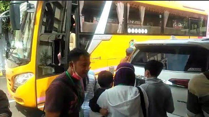 Selesai Karantina di Surabaya, Pemkab Tulungagung Jemput Pekerja Migran