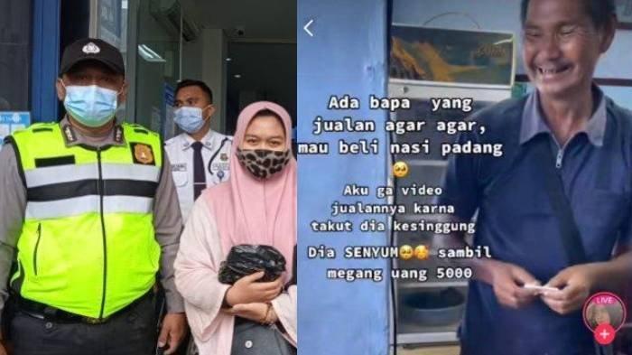 VIRAL TERPOPULER Penjual Agar-agar Beli Nasi Padang Rp 5 Ribu - Keluarga Ayu Ting Ting Labrak Haters