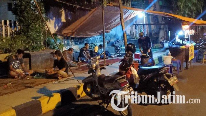 PKL di Kota Madiun Kini Boleh Buka Hingga Pukul 12 Malam, Dapat Kelonggaran Jam Operasional