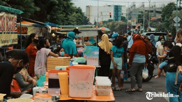 Legitnya Bisnis Jualan Takjil di Surabaya, Modal Rp 2 Juta, Omzetnya Bisa Setara Harga Yamaha Vega