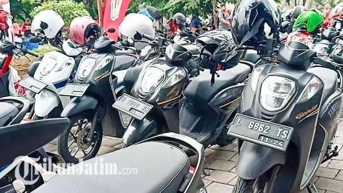 Honda Genio Sukses Pasarkan 30 Ribu Unit di Jatim - NTT Pada 2019, Surabaya Sumbang 33 Persennya