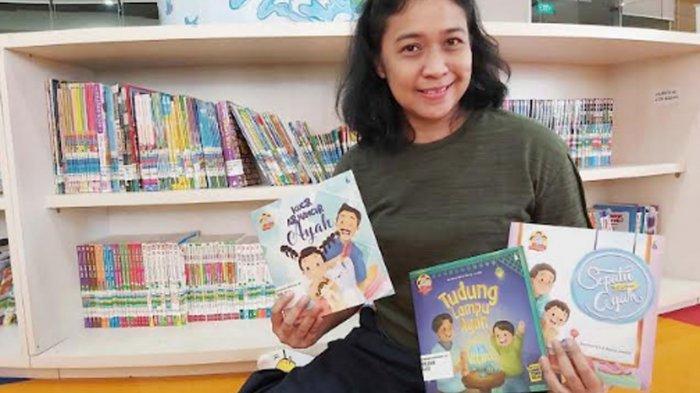 Perjalanan Karir Penulis Cerita Anak Barbara Eni Priyanti, Suka Buat Dongeng dan Cergam Sejak SD