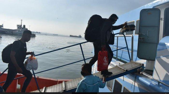 Masuk Level 1, Dishub Gresik Usulkan Penambahan Jadwal Kapal ke Pulau Bawean
