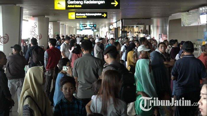 Posko Angkutan Lebaran Ditutup, Bandara Juanda Catat Pertumbuhan Penumpang Sebesar 3,8 Persen