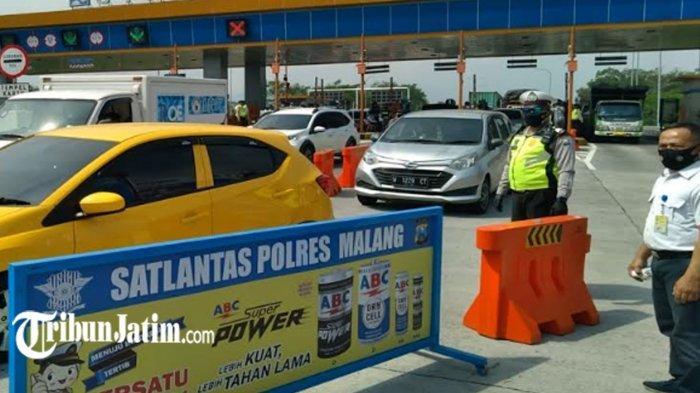 Mobilitas Kendaraan di Kabupaten Malang Naik 20 Persen pada Masa Perpanjangan PPKM Level 3