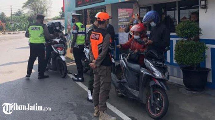Penyekatan di Kabupaten Kediri Diperpanjang 25-31 Mei 2021, Guna Memutus Rantai Penyebaran Covid-19