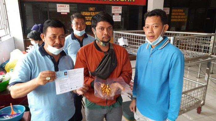 Pria di Surabaya Nekat Selundupkan Narkoba ke Rutan, Ikan Mujair Jadi Sarana, Petugas Curiga 1 Hal