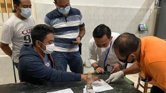 Awasi Gerak-gerik Warga Binaan, Petugas Gagalkan Percobaan Penyelundupan Narkotika ke Lapas Kediri