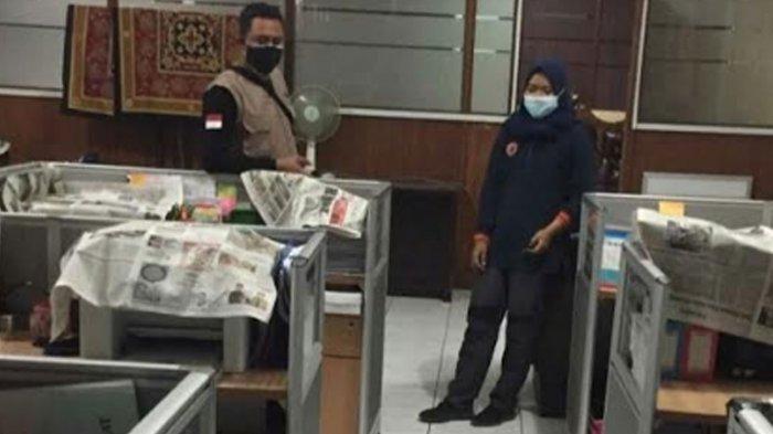 Pelayanan di Kantor BKD Kota Blitar Tutup Sementara Mulai Hari Ini, 7 Pegawainya Positif Covid-19