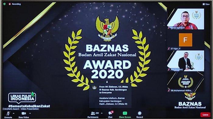 Beri Kontribusi Sosial ke Masyarakat, Ajinomoto Sabet Penghargaan Perusahaan CSR Terbaik dari BAZNAS