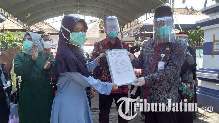 Pasien Covid-19 Sembuh di Kabupaten Trenggalek Bertambah 3 Orang