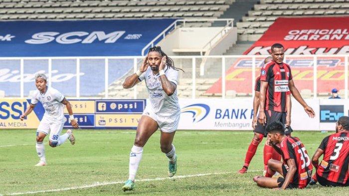 Kunci Sukses Arema FC Mampu Pecundangi Persipura dengan Skor Tipis