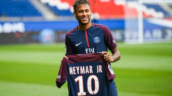 Kontrak Neymar di PSG Bocor, Biaya Transfer dan Gaji Fantastis, Habiskan Rp8,2 Triliun