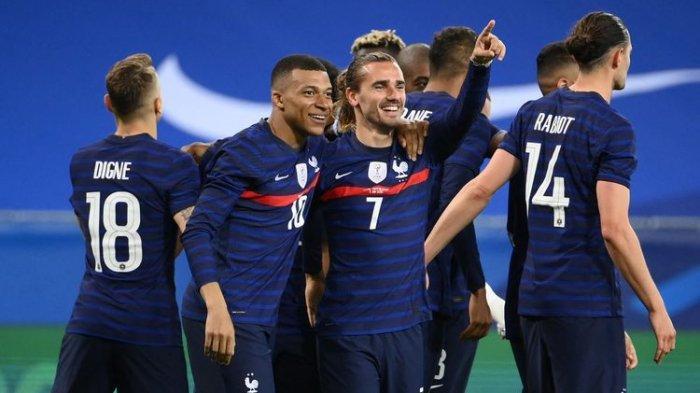 Hasil Lengkap Uji Coba EURO 2020 - Prancis Trengginas, Inggris Menang, Jerman dan Belanda Seri