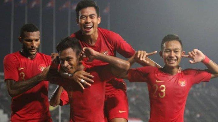 Timnas U-23 Indonesia Vs Vietnam, Dijuluki Anak Dewa Angin, Osvaldo Haay Diwaspadai Bek Vietnam