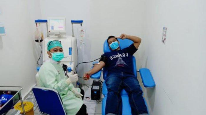 JCI East Java Dorong Pendonor Plasma Konvalesan Dengan Sayembara Berhadiah Rp 250.000