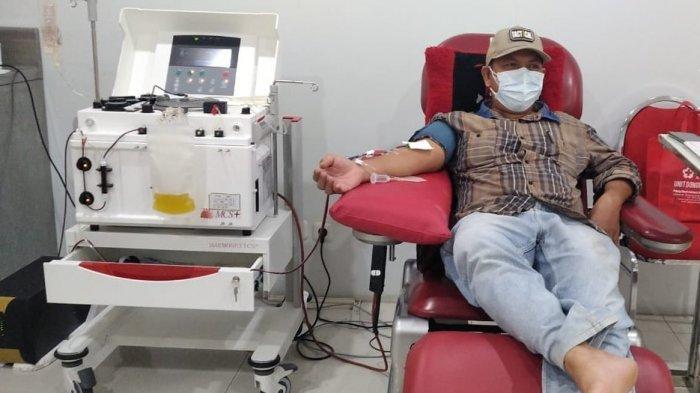 Penyintas Covid-19 di Jember Serukan Ajakan Donor Plasma Konvalesen