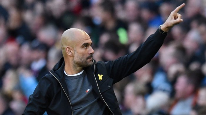 Jelang Bersua Paris Saint-Germain, Pelatih Manchester City Pep Guardiola Punya Satu Permintaan