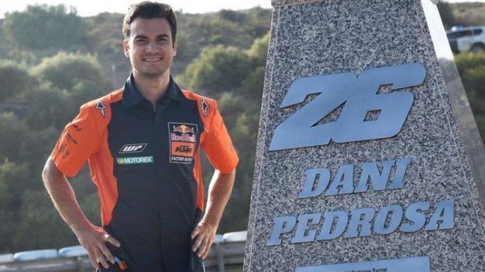 Kembali Mengaspal, Dani Pedrosa Ungkapkan Alasannya Pakai Wild Card di MotoGP Styria 2021