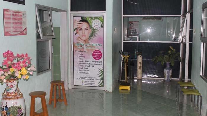 Pria Misterius Nyelonong Masuk Klinik dan Bakar Perawat Cantik di Malang, Lari Terbirit-birit